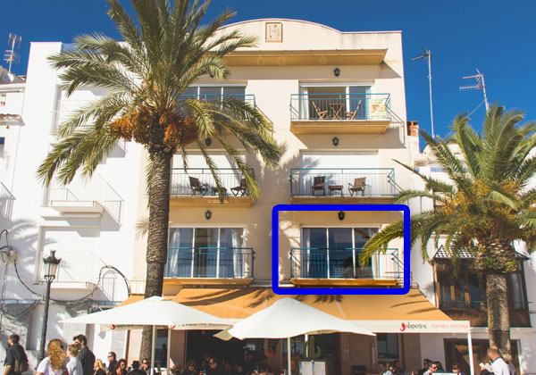 Sant Sebastià Beach – Appartement 12